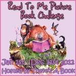 Read To Me Picture Book Challenge