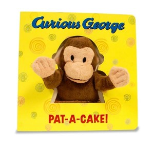 Curious George: Pat A Cake by H.A. Rey