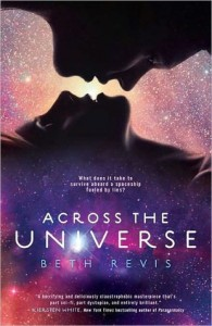 Book Cover of Across The Universe by Beth Revis