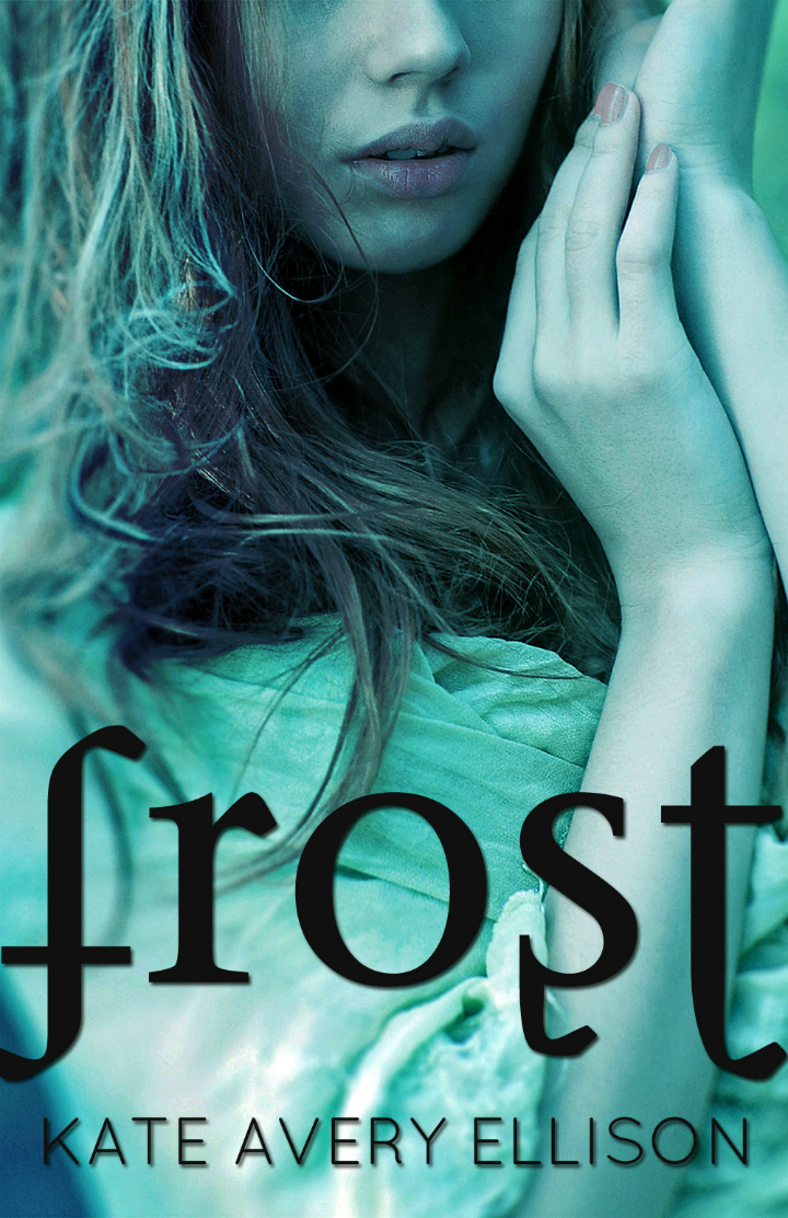 Book Cover of Frost by Kate Avery Ellison