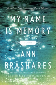 Book Cover of My Name is Memory by Ann Brashares