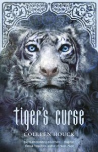 Book Cover of Tiger's Curse by Colleen Houck