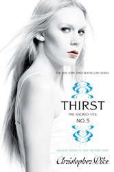Thirst No. 5 by Christopher Pike – Cover Reveal
