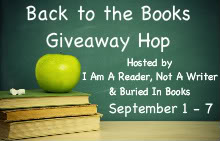 Back to the Books Giveaway Hop Image
