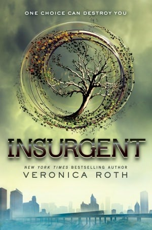 Book Cover of Insurgent by Veronica Roth