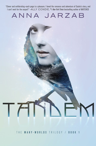 Book Cover of Tandem by Anna Jarzab
