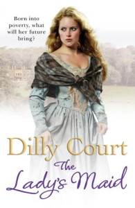 Book Cover of The Lady's Maid by Dilly Court