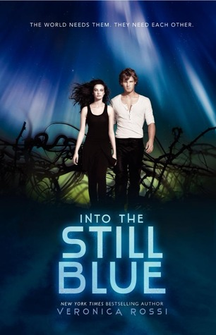 Book image of Into the Still Blue by Veronica Rossi