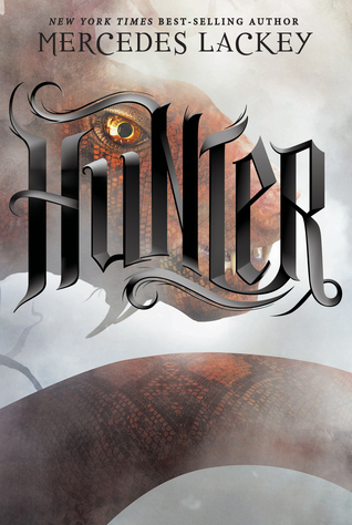 Book Cover of Hunter by Mercedes Lackey